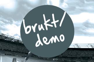 Brukt / demo utstyr