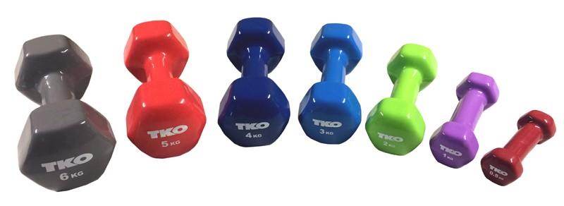 TKO® Håndmanual Vinyl 2 kg - stk