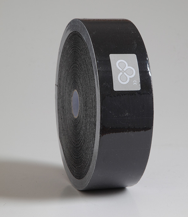 Kinesioteippi Balance Tape, X Strong 32m, musta