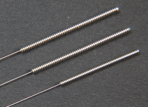 Akupunktioneula HEGU-ONEX 0,25x25mm, 5-pack