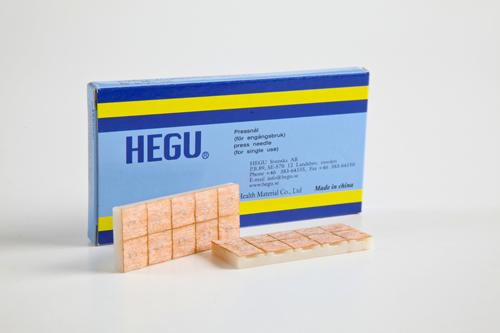 Akupunktioneula HEGU STANDARD 0,22x1,3mm, akunasta