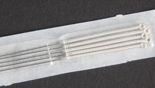 Akupunktioneula HEGU STANDARD 0,20x13mm, 5-pack