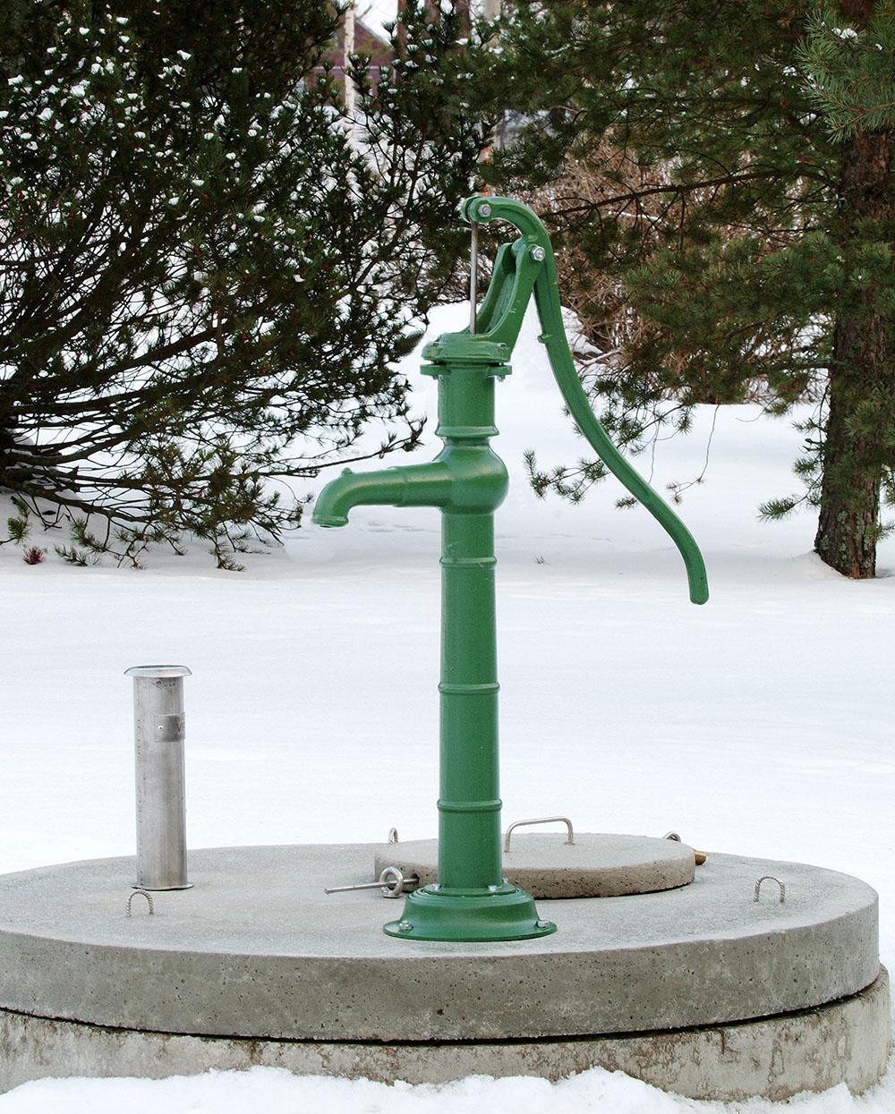 Nira 1 Antique garden pump ( 2,50M)