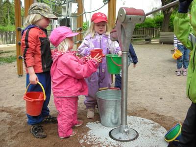 Playground Pumps