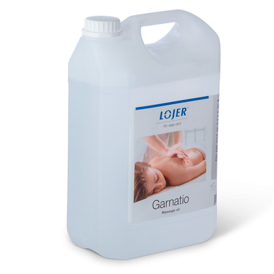 Lojer Massageolja Garnatio, 5 liter