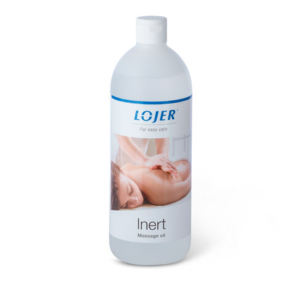 Lojer Massageolja Inert, 1 liter