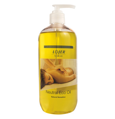 Lojer Massageolja Eco Neutral 500 ml