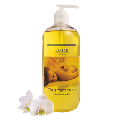 Lojer Massageolja Eco Ylang Ylang 500 ml