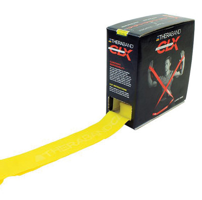 Thera-Band CLX 22 M, GUL (LETT)