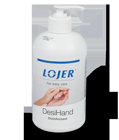 DesiHand desinfeksjonsmiddel  0,5L