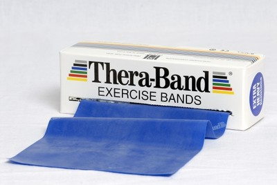 Thera-Band Träningsband 5,5 m, blå