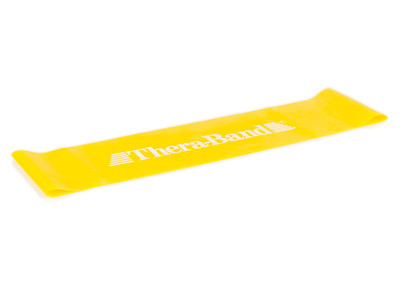 Thera-Band Loops 30,5 cm, gul(lett)