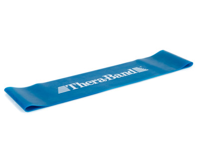 THERA-BAND Loop 30 x 7,5cm, sininen