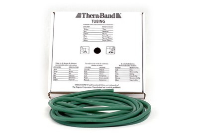 Thera-Band Tubing, 7,5M - GRØNN