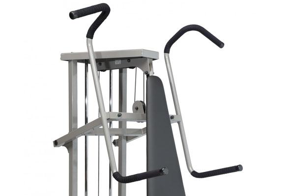 Steens Dips/PullDown träningsmaskin