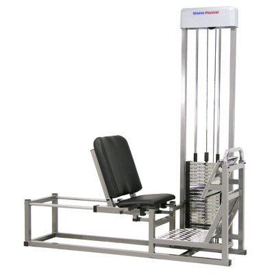Leg press sittende u/deksel, Steens
