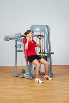 Ergo-Fit Shoulder Press 4000, medical