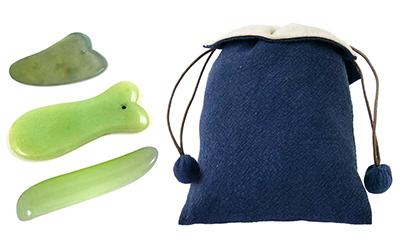Gua Sha massage/fascia set