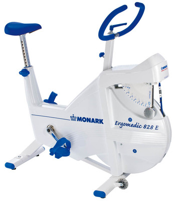 Monark 828E, testcykel