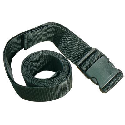 Fikseringsbelte med hurtiglås