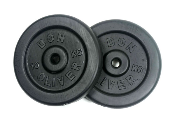 Body Pump 10 kg vektskive