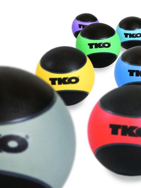 Tko® Medisinballer 1,3,5,7 kg/4 Stk. -Pakke