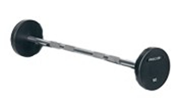 Precor® Barbells 10-45 kg (10 Pcs)