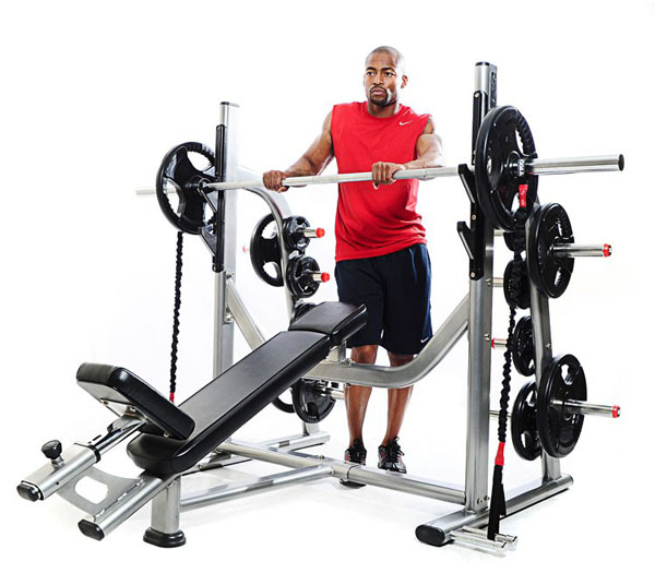 Tko® Olympic Incline Bench