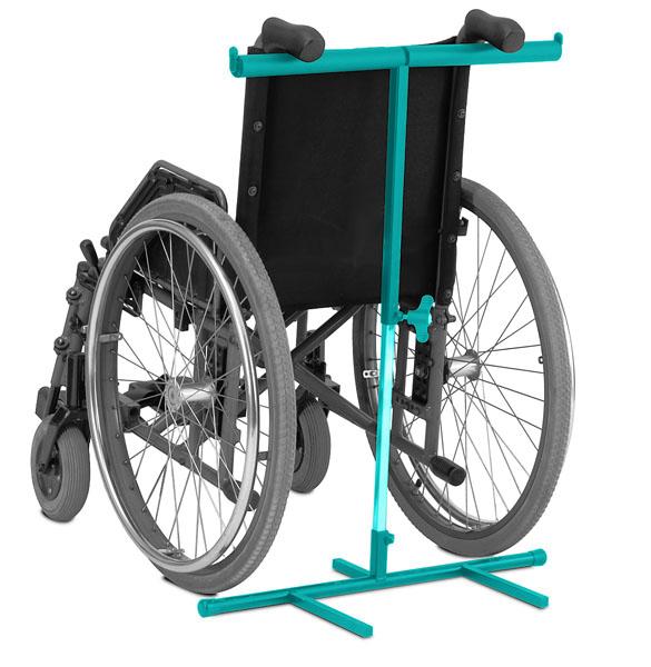 Motomed® Ekstra: Rullestol-Stabilisator