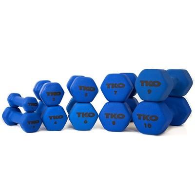 TKO® Håndmanual Neoprene 1 kg stk