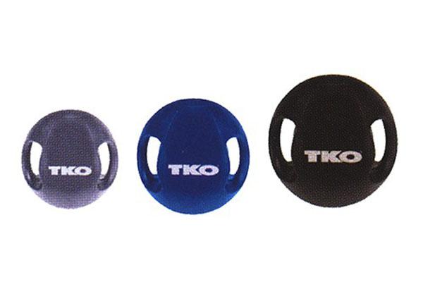 TKO® Medisinball 10 kg m/håndtak