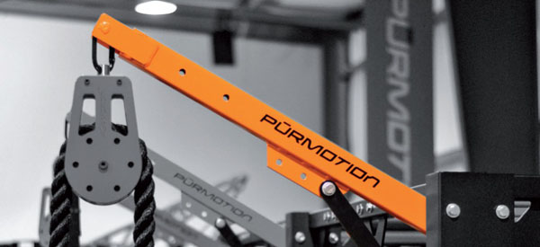 Purmotion™ Fts100 Crane 100 Attachment