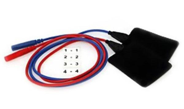 Physiomed Ekstra: Plateelektroder Ef50, 6X8Cm