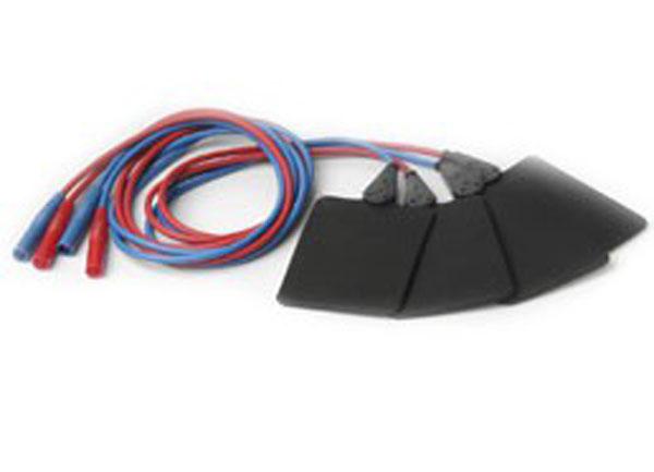 Physiomed Ekstra: Plateelektroder Ef50, 6X8 Cm 4Pk