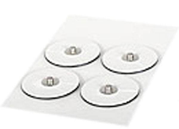 Physiomed Ekstra: Klebeelektroder, 4Pk