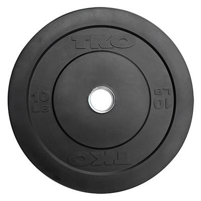 TKO® Bumper Plate 5 kg black