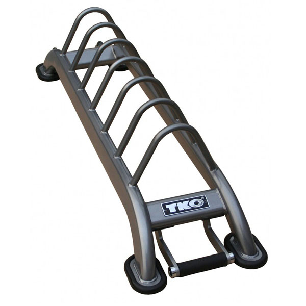 Tko® Bumper Plate rack