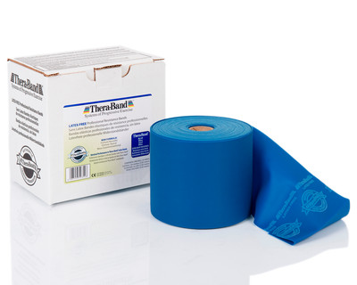 Thera-Band Latex-free sininen 22m