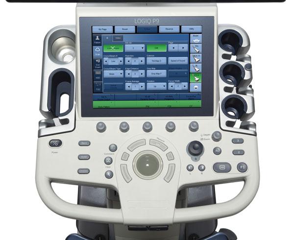 GE Ultraljud LOGIQ P9 R2