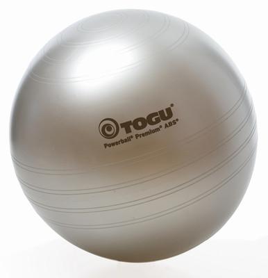 Togu Bobathboll ABS, 45 cm, silver