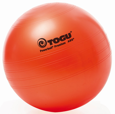 Togu Bobathboll ABS, 55 cm, orange