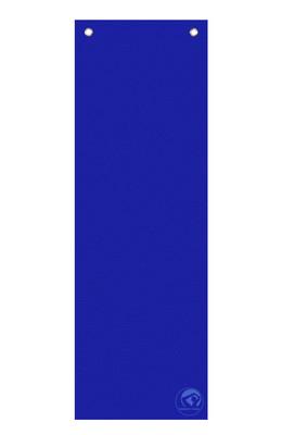 Joogamatto, sininen, 180x60x0,5
