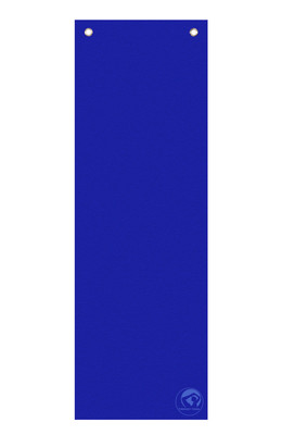 Yogamatte 180x60 - blå