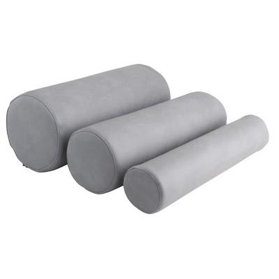 Lojer Pølle Rund 10x50cm hard, grå