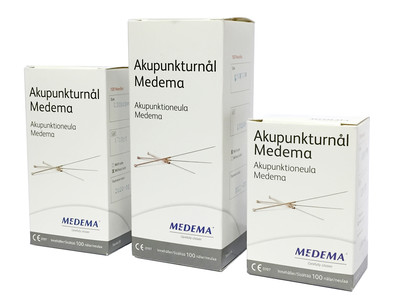 Medema Akupunktioneula 0,30x25mm 10