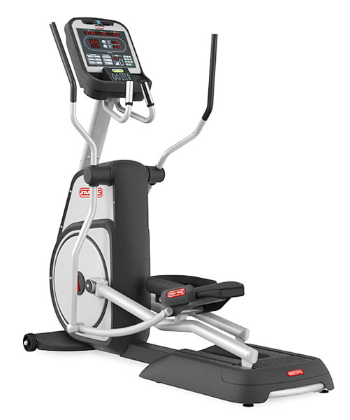 STAR TRAC 8 SERIES CROSS TRAINER W/