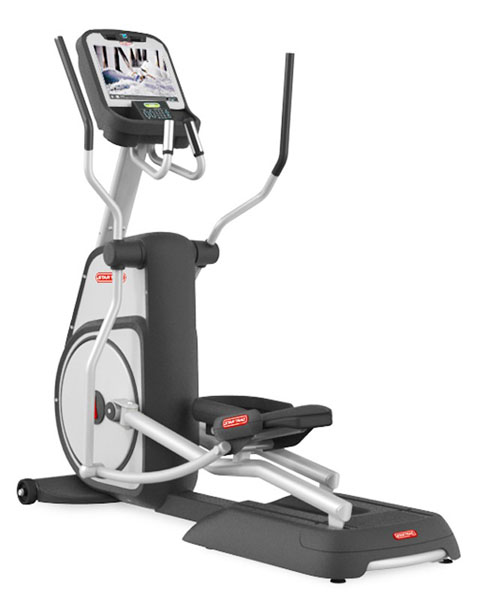Star Trac 8-Cte Cross Trainer W/Med