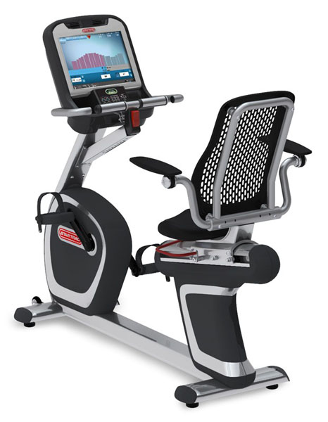 Star Trac 8-Rbe Recumbent Bike W/Me