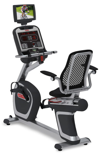 Star Trac 8-Rbi Recumbent Bike W/Me