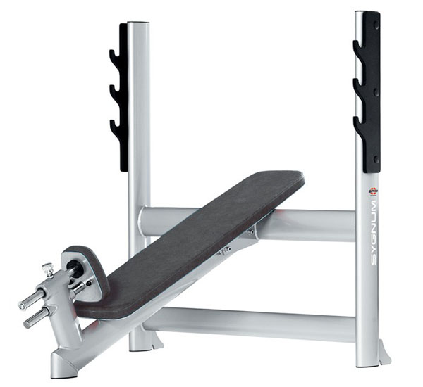 Gym 80 Sygnum Incline Bench - BRUKT